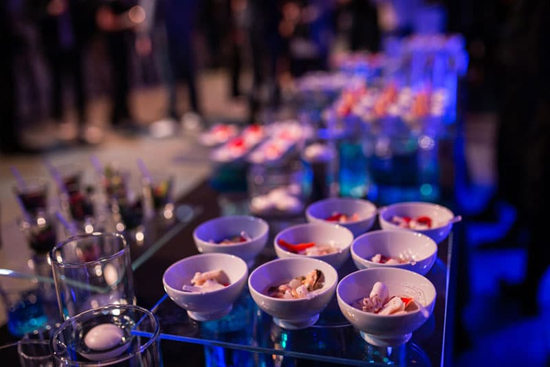 Backstage Event Catering