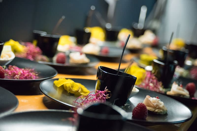 Backstage Messe Catering